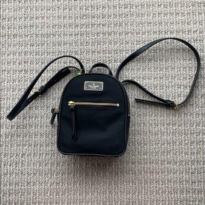 NWT Kate Spade Mini Bradley Backpack - Black